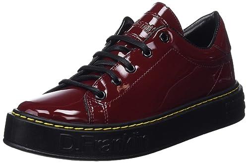 D. Franklin Gumme Patent, Zapatillas para Mujer: Amazon.es: Zapatos y complementos
