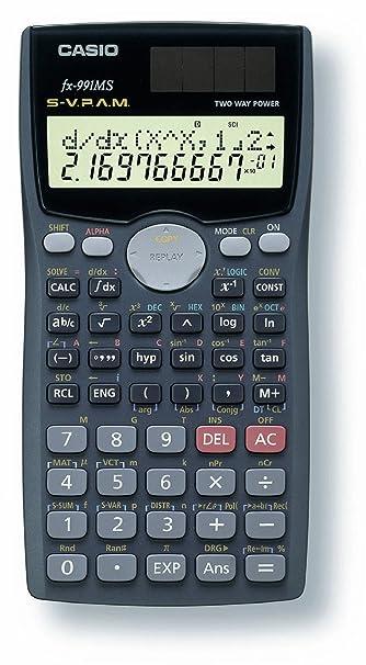 amazon com casio fx 991ms plus scientific calculator with 2 line rh amazon com casio fx-991ms user guide 2 casio fx-991es user manual