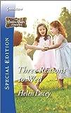 Three Reasons to Wed (The Cedar River Cowboys)