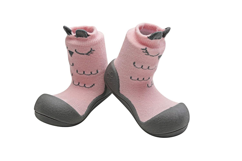 XL 126-135mm 22.5 EU Cutie Pink Attipas A17C Zapatos Primeros Pasos Rosa
