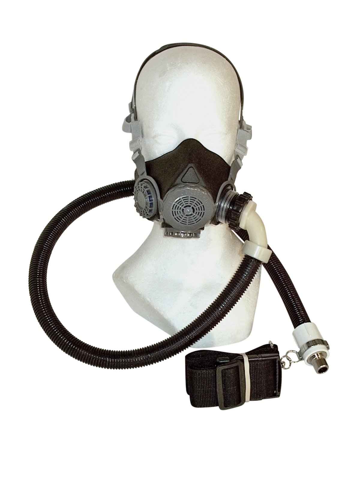 Half mask assembly for Supplied air respirator by Breathe-Cool (Image #1)