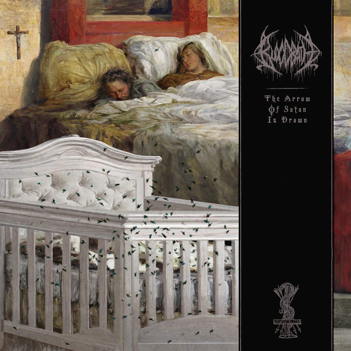 CD : Bloodbath - Arrow Of Satan Is Drawn (CD)