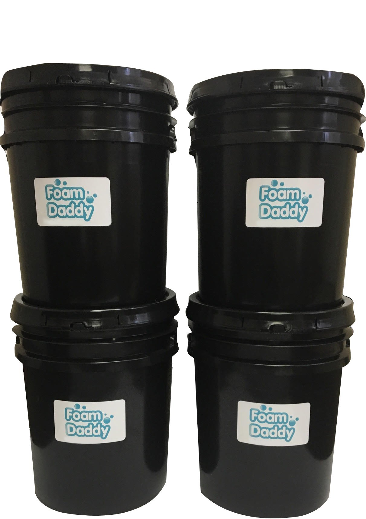 Foam Machine Party Foam 5 Gallons Concentrated Foam Solution Foamdaddy Hypo Allergenic