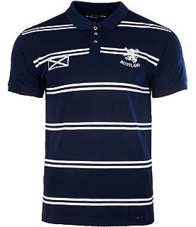 Champion Mens Appalachian State Polo Striped Staduim Stripe Polo