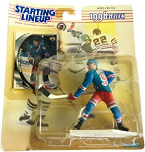 """Details about  /1999 SLU Starting Lineup 12/"""" WAYNE GRETZKY Hockey Action Figure Doll ~ OILERS"""