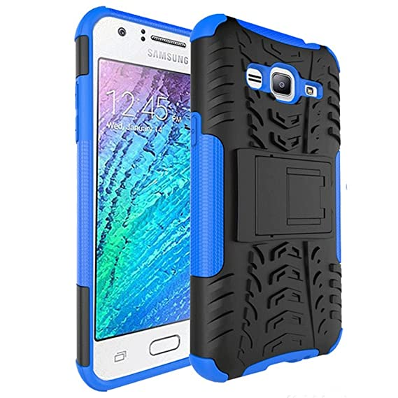 new concept 1f232 85bb9 Galaxy J3V Case, J3 Case, J36V Case, Skmy Military Tires Leather and  Kickstand with Shockproof and Anti-Scratch and Non-Slip Case for Samsung  Galaxy ...