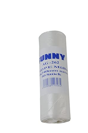 Funny - Bolsas de basura de polietileno de alta densidad ...