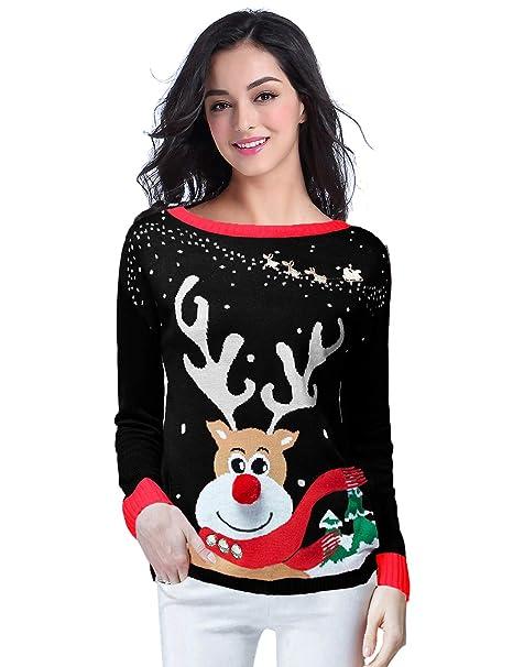 9193465f9f8e v28 Women s Ugly Christmas Sweater
