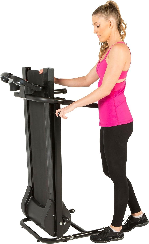 FITNESS REALITY 2045 TRE2500 Folding Electric Treadmill