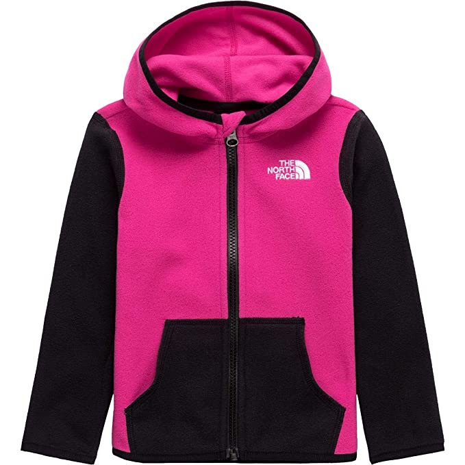 a9a2261f4 The North Face Infant Glacier Full Zip Hoodie