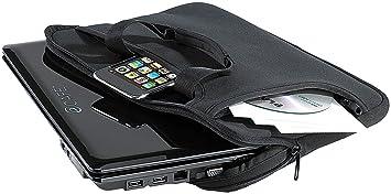 Xcase - Funda para portátil de protección Bolsas: Neopreno ...