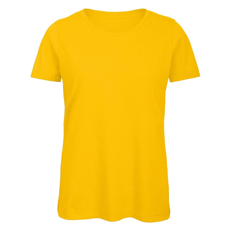 B&C Womens/Ladies Favourite Organic Cotton Crew T-Shirt B118F-Parent