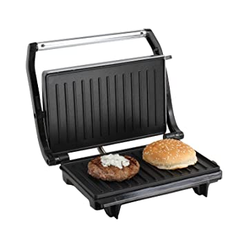 Grill Tapa - Sandwichera 700 W Grill Mango térmico (Sandwich ...