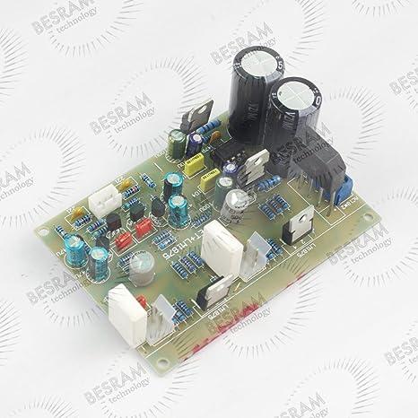 jfet 2sk30 a FET Amplificador Buffer + LM1875 Junta 15 V 20 ...