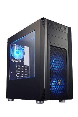 FSP poc0000030 Fortron cmt230b PC Carcasa, 6 Ventiladores se ...