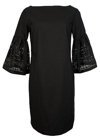 d493a1610a69 Amazon.com  Lauren Ralph Lauren Womens Kadijah Wedding Guest Cocktail Dress  Black 6  Lauren Ralph Lauren  Clothing