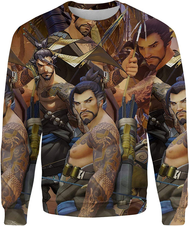 All Over Shirts Hanzo Sweatshirt