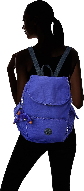 Kipling City Pack S, Sacs à Dos Femme Violet (Summer Purple)