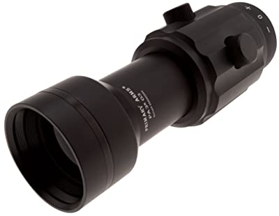Primary Arms 3X Gen III Red Dot Magnifier, Black