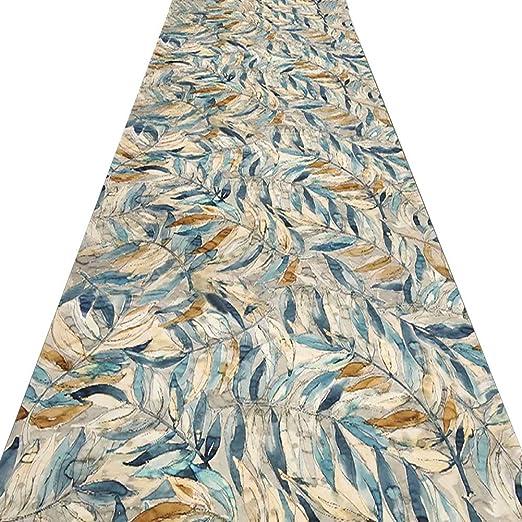Amazon.com: GuoWei-Carpet - Alfombra larga y moderna, diseño ...