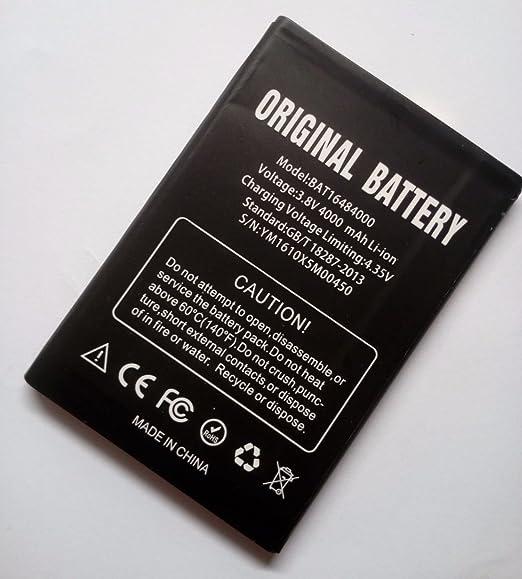 Batería para Doogee X5 Max, X5 Max Pro - 4000mAh: Amazon.es ...