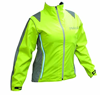 Amazon.com  Proviz Women s Nightrider Waterproof Jacket  Clothing 62b0a8bbe