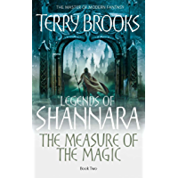 The Measure Of The Magic: Legends of Shannara: Book Two (English Edition)