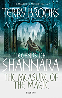 Bloodfire quest book 2 of the dark legacy of shannara ebook terry the measure of the magic legends of shannara book two fandeluxe Choice Image