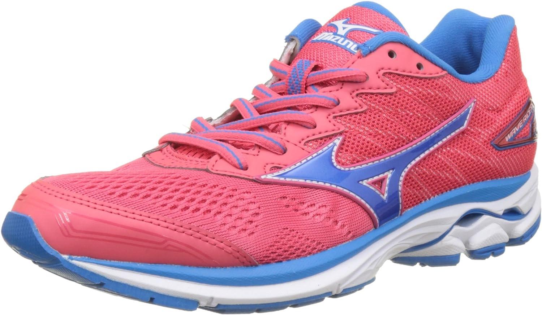 Mizuno Wave Rider W, Zapatillas de Running para Mujer: Amazon.es ...