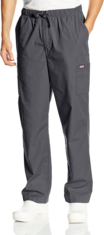 CHEROKEE Workwear Scrubs Mens Big /& Tall Cargo Pant