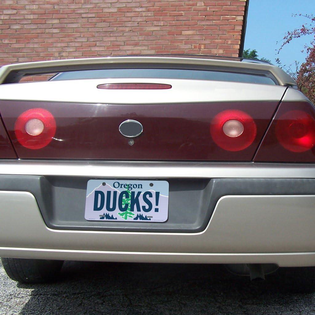 Oregon VictoryStore Novelty License Plate Ducks!