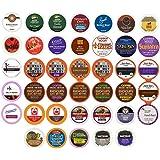 40-count BOLD & DARK ROAST COFFEE Single Serve Cups For Keurig K Cup Brewers Variety Pack Sampler