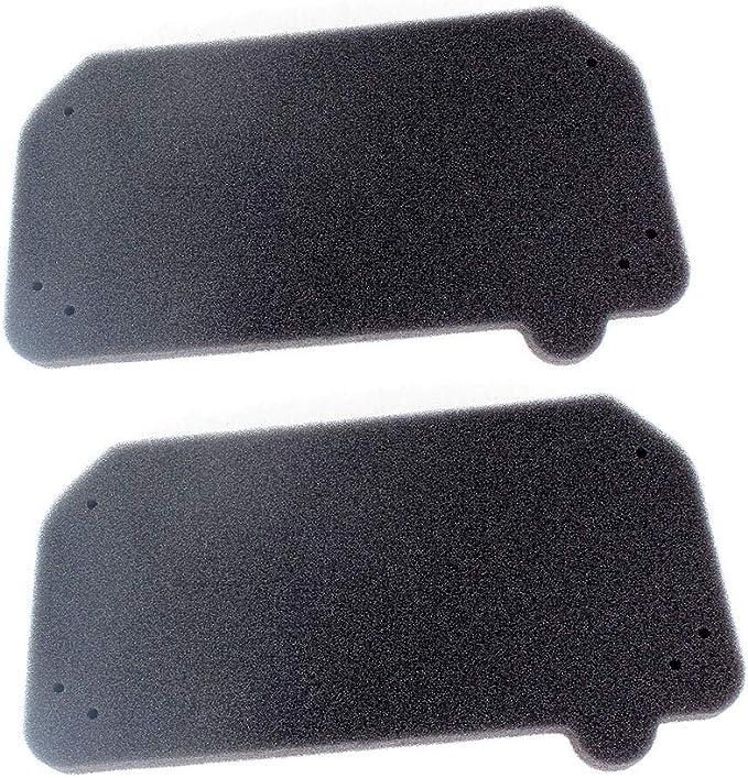 AISEN Lot de 2 filtres /à air pour Yamaha PW80 BW80 Y-Zinger 80 Big Wheel 21W-14451-00-00
