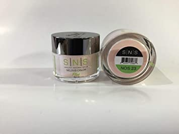 SNS Nails Dipping Powder, Nude On Spring Collection 2018 : NOS-23