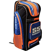 SS Bags0069 Kit Bag with Players Duffle & 6 Bat Sleeves