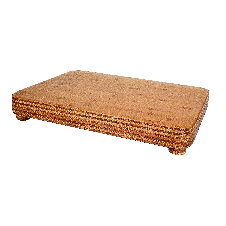 "Totally Bamboo 20-3100 Big Kahuna Butcher Block - 24"" x 18"""