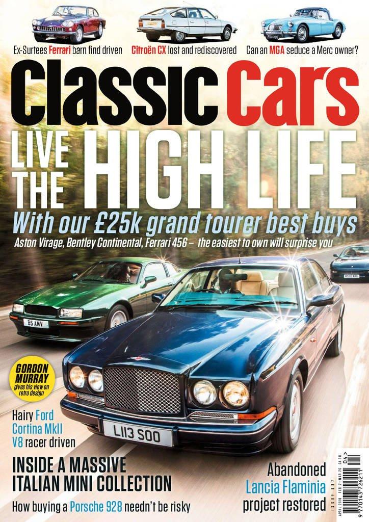 Amazon.com: Classic Cars: Kindle Store