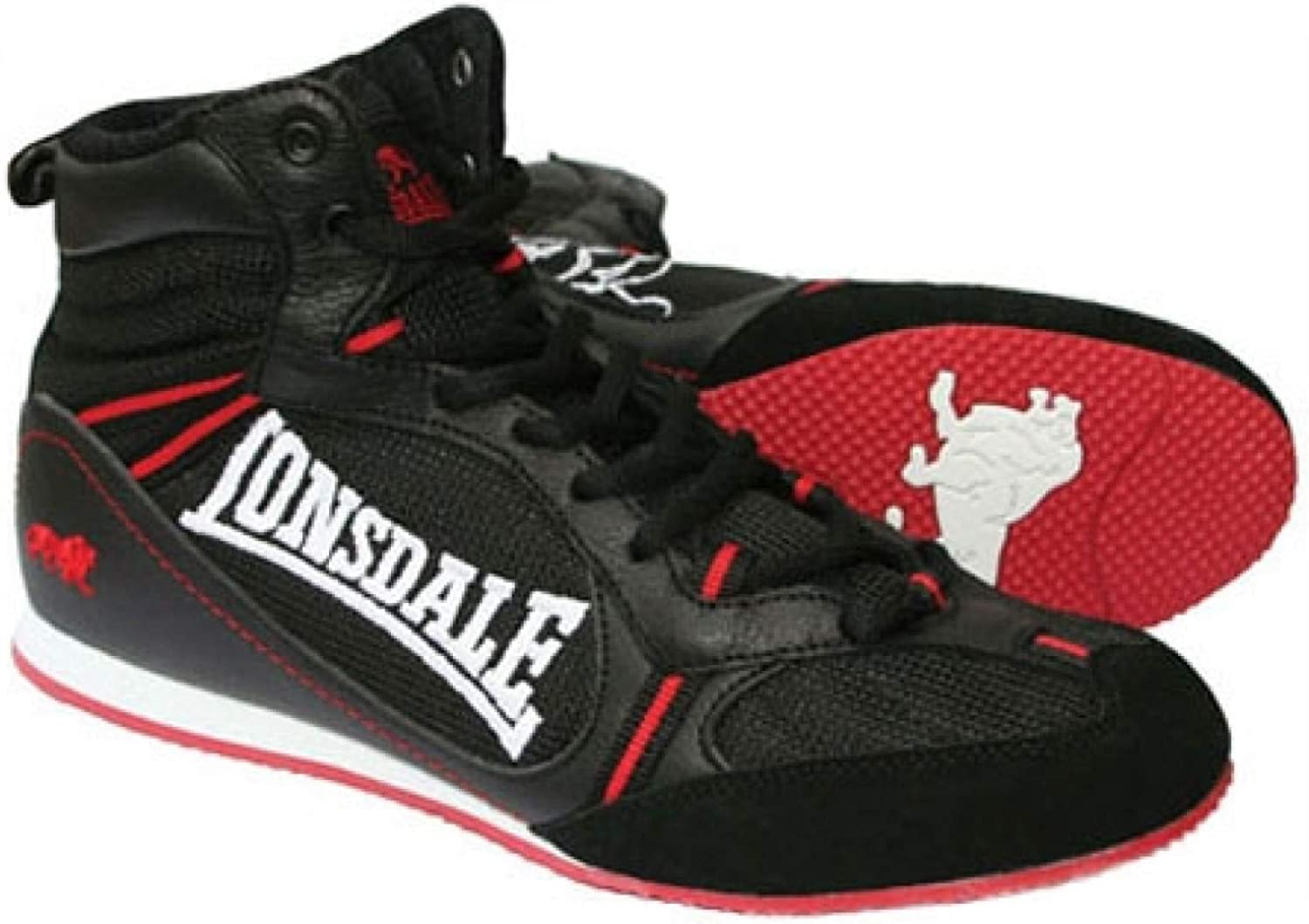 49,5 14 Lonsdale London Boxingboots Typhoon