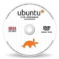 Ubuntu 17.10 Live - Desktop - 64 bits - DVD