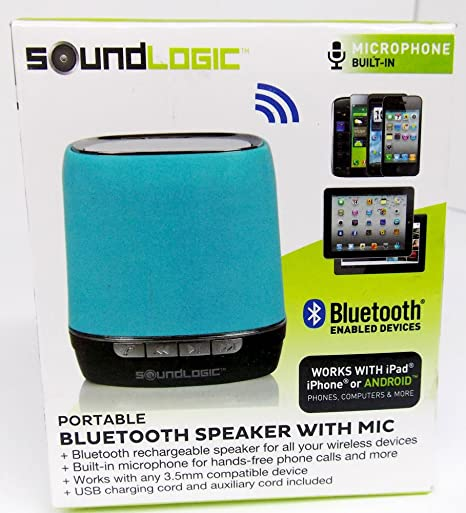 Review Portable Bluetooth Speaker with