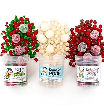Christmas gifts snowman poop