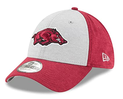 Image Unavailable. Image not available for. Color  Arkansas Razorbacks New  Era NCAA 39THIRTY  quot Shaded Classic quot  Flex Fit Hat 168376fc31ef