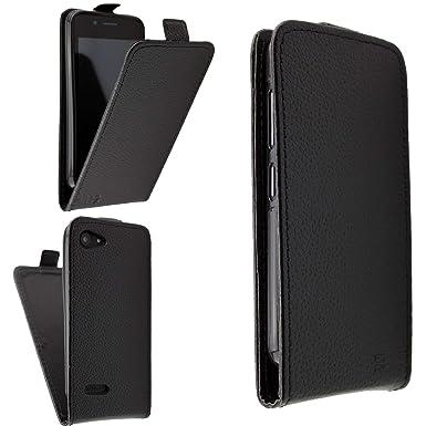 info for f3e41 cf683 Smartphone Case Alba 4 Inch 3G Mobile Phone Flip Cover by caseroxx -  Smartphone Case Flip-Cover in black