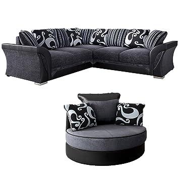 Ye Perfect Choice Sofa Set Mia Corner Sofa Sofas Armchair Swiver