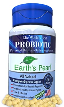 Earth's Pearl Probiotic & Prebiotic