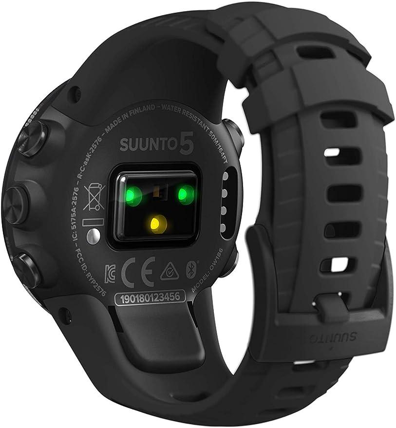 Suunto 5 GPS-Sportuhr All Black: Amazon.es: Electrónica