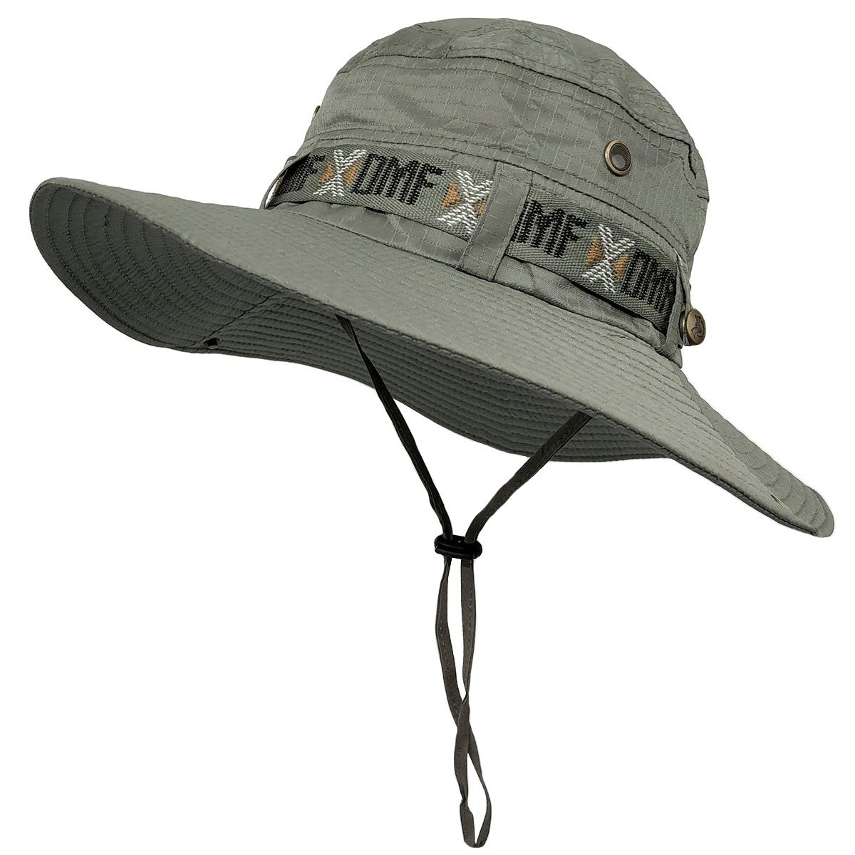 2c7a35b11 Details about Army Cap Men's Tactical Sniper Hats Sun Boonie Hat Summer Uv  Protection Fishing
