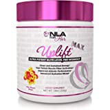 NLA for Her - Uplift MAX - Pre-Workout Energy - Provides Clean/Sustained Energy, Supports Athletic Performance, Helps Fast Tw