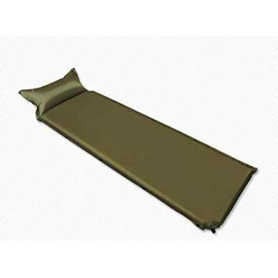 Thick Flat Automatic Inflatable Pad Outdoor Camping Tent Sleeping Pad Pique-nique Tapis Auto-remplissage,A1