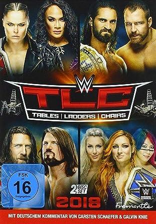 WWE:TLC-Tables/Ladders/Chairs [Alemania] [DVD]: Amazon.es: Wwe: Cine y Series TV